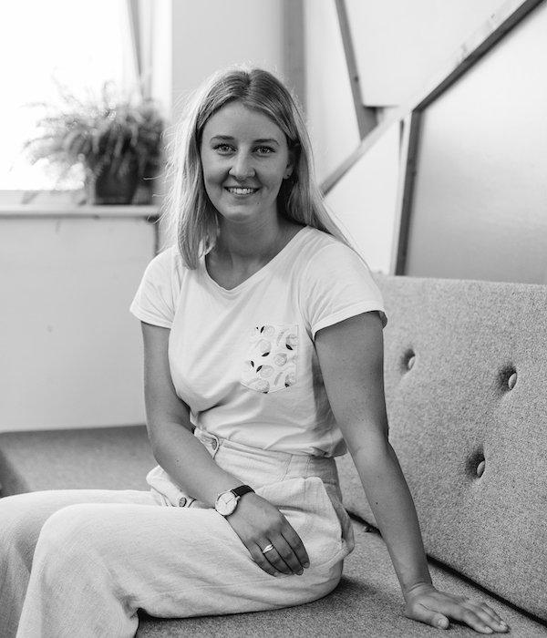 Chloe Northover - Brand & Marketing
