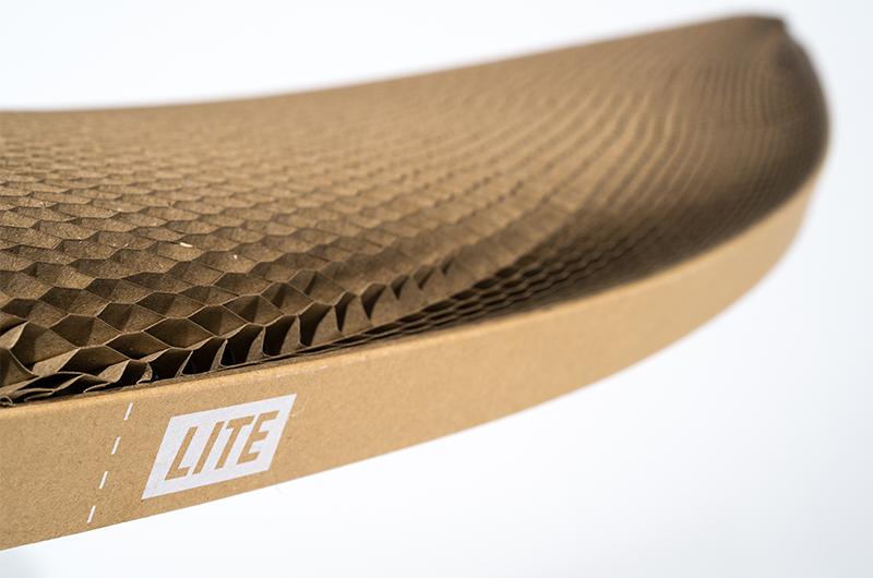 Flexi-Hex Lite Sleeve showing Lite Logo