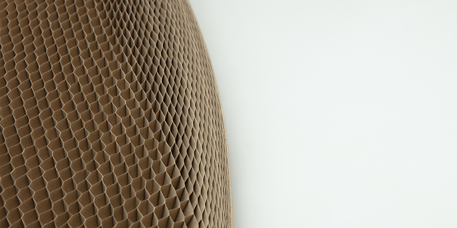 An innovative honeycomb design adds strength and durability.
