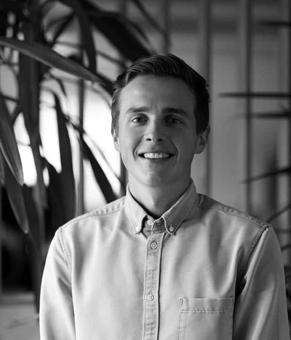 Kyle Fraser - Junior Accountant