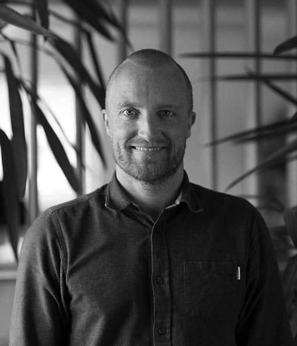 Kieran Kite - Sales and Account Manager
