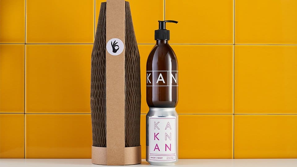 Kan Kan have a unique way of packaging their products