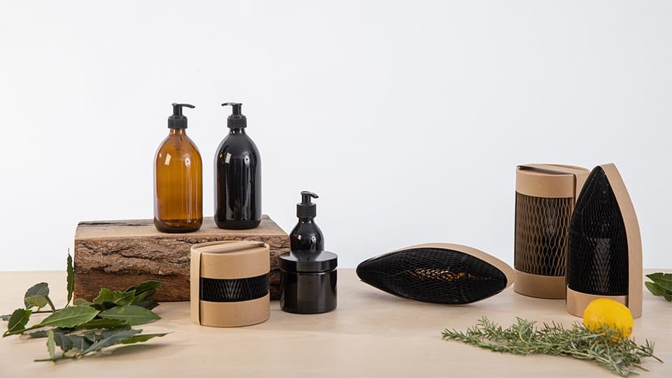Environmentally friendly packaging that adds to the user experience