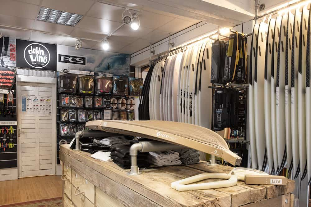 Down The Line Surfboard Shop