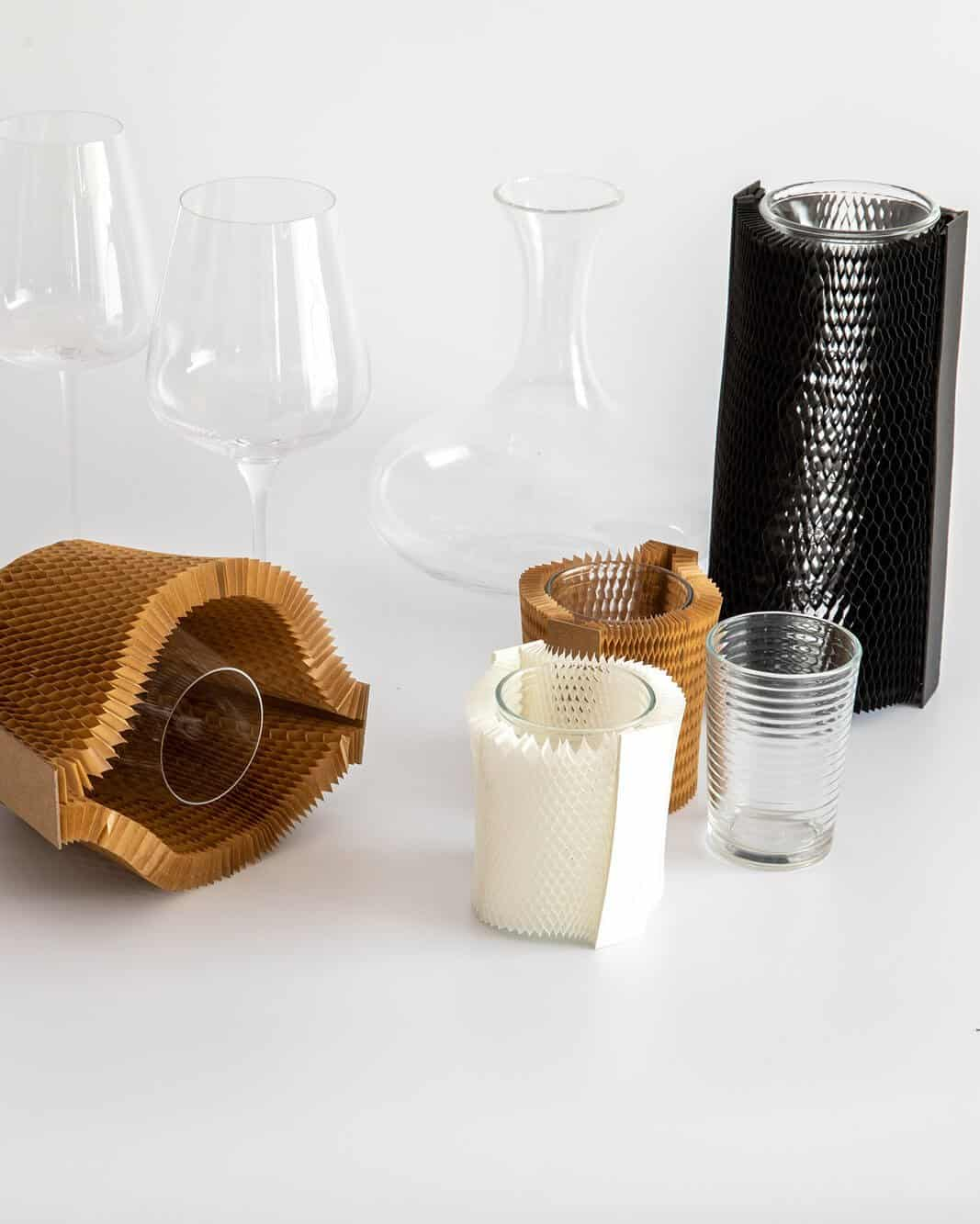 Flexi-Hex Air for glassware
