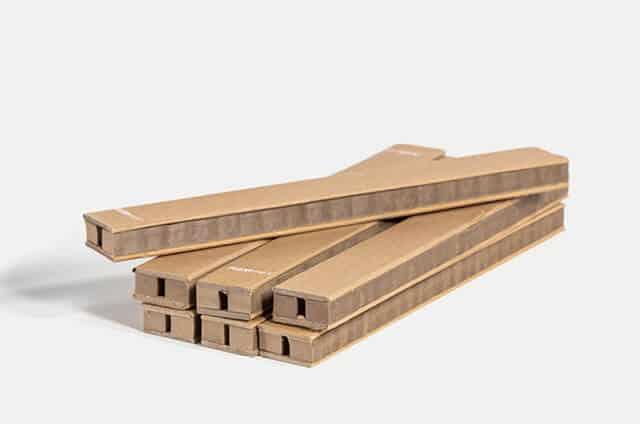 Flexi-Hex Mid Sleeve Surfboard Packaging