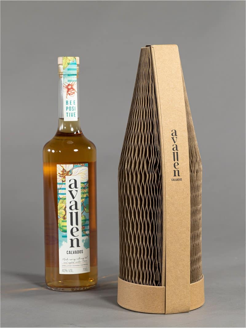 Avallen Spirits sustainable brand