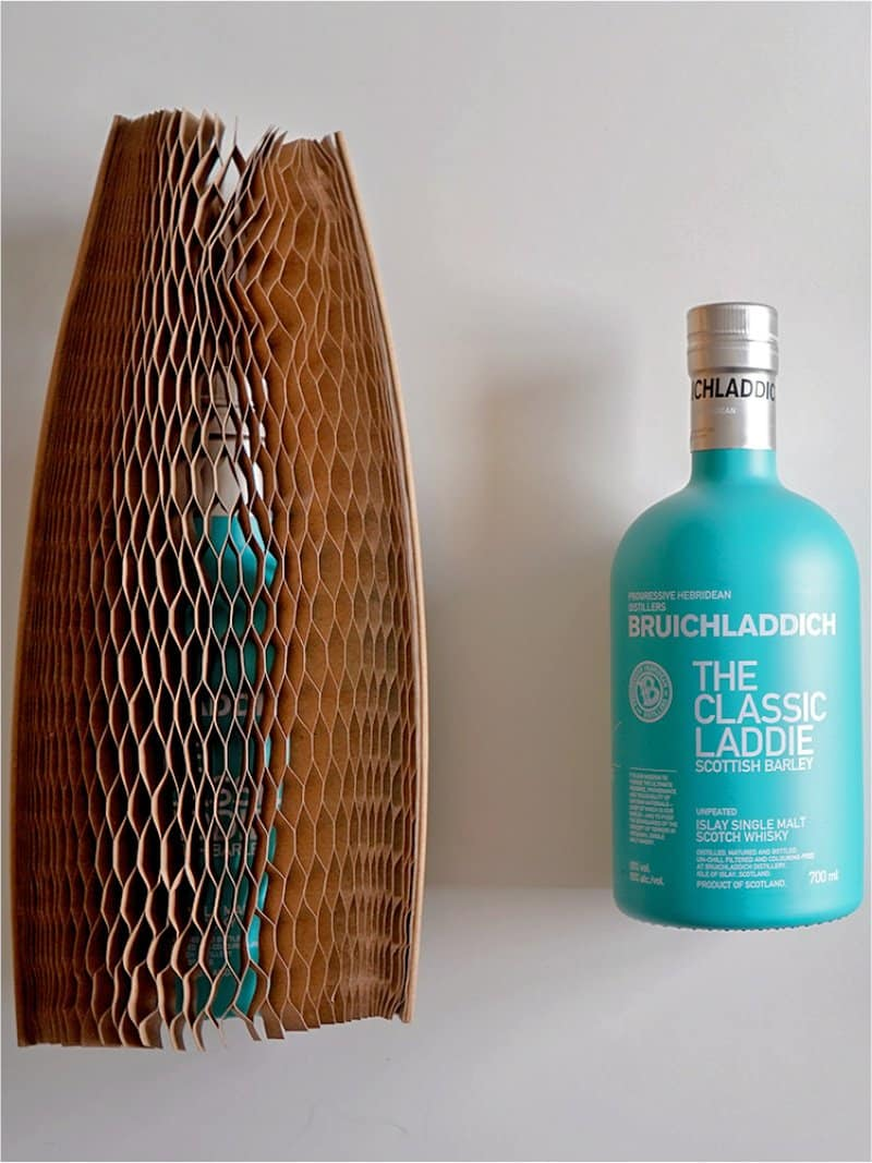 Bruichladdich sustainable drinks brand