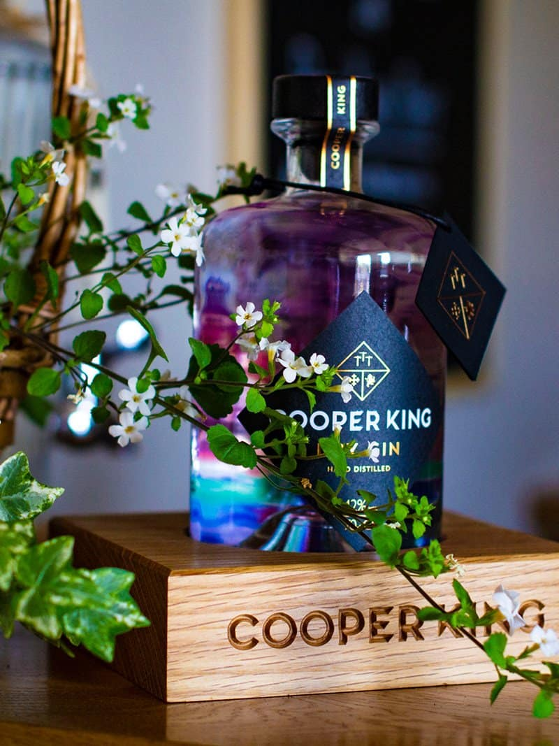 Cooper King sustainable drinks brand