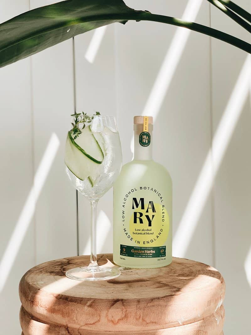Drink Mary sustainable drinks brand