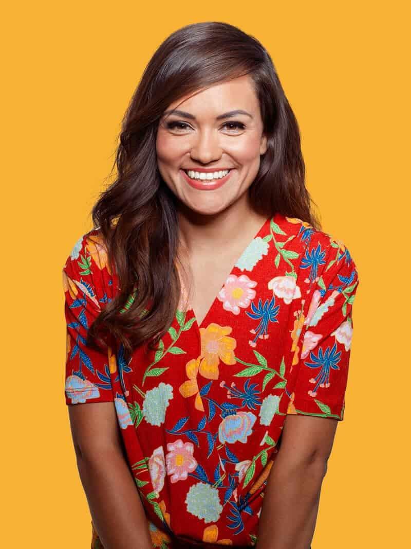 Ellie Webb Founder of Caleno drinks