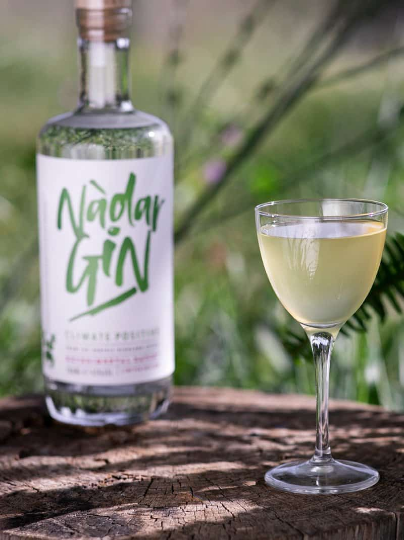 Nadar Spirits sustainable brand