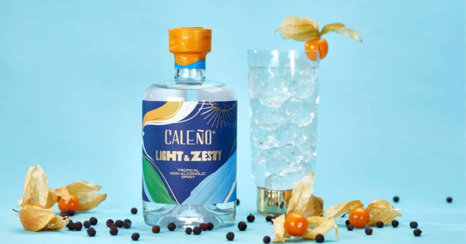 Caleno sustainable drinks brand