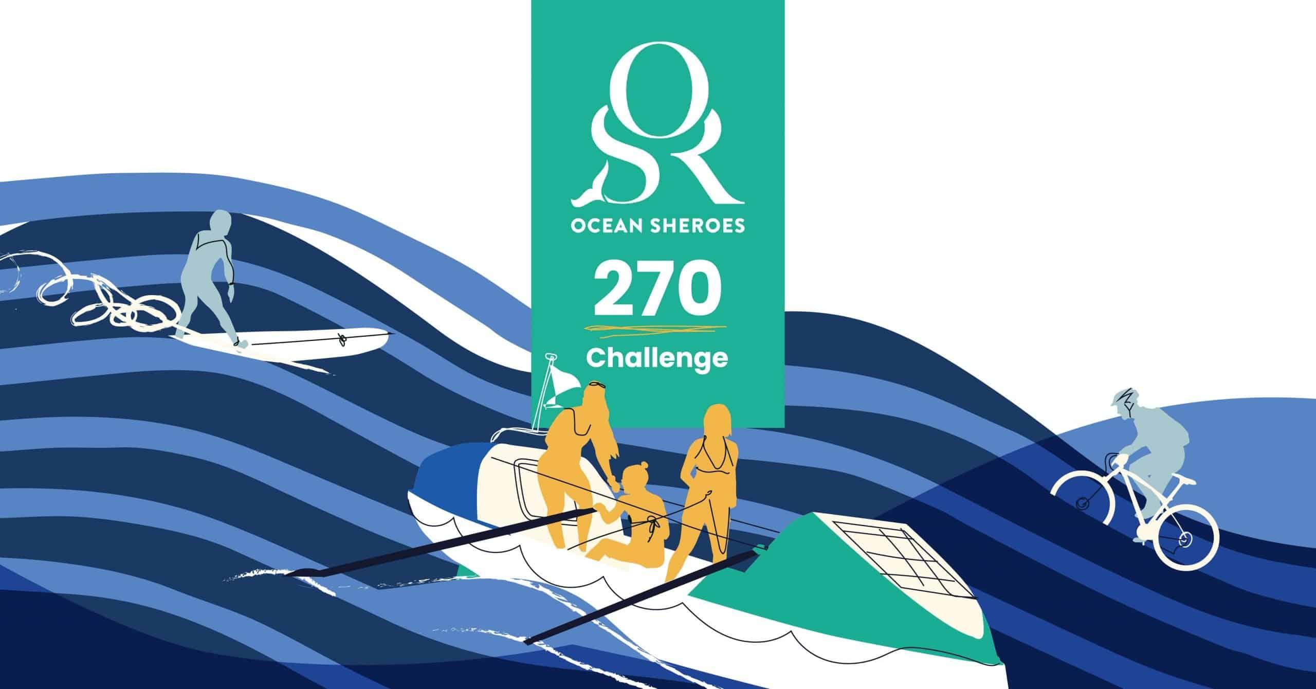 Flexi-Hex presents the Ocean Sheroes 270 Challenge