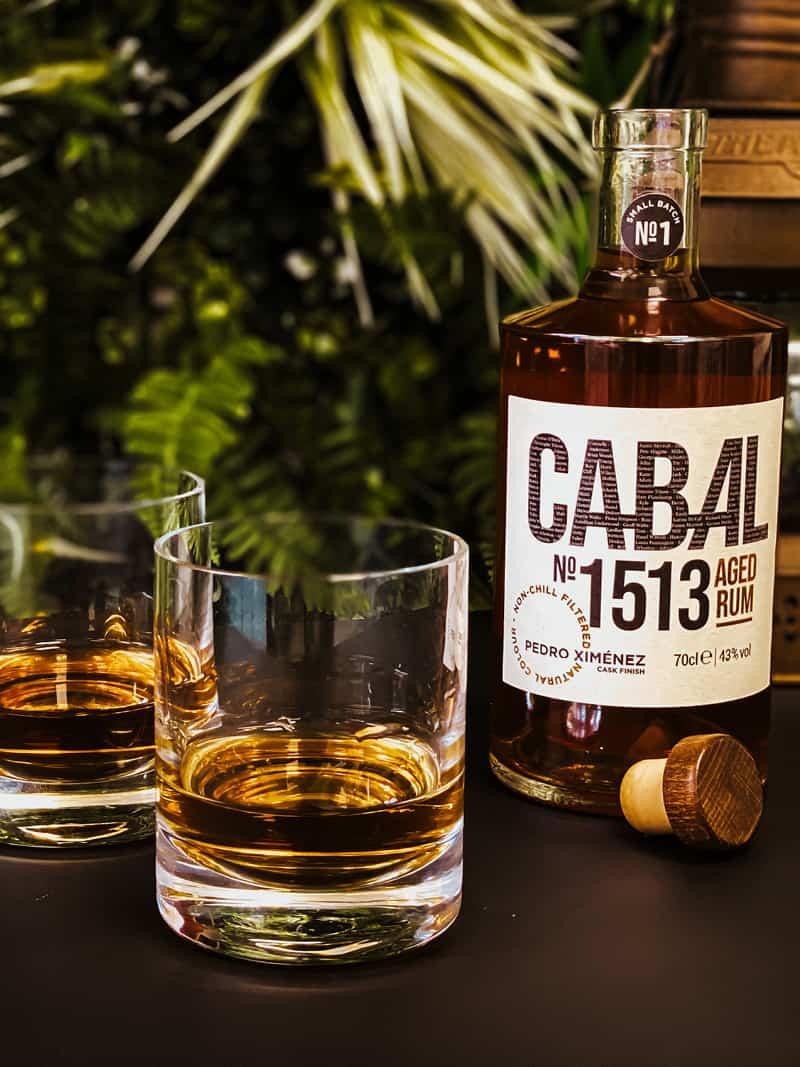 Cabal Rum Sustainable Spirits Bottle Packaging