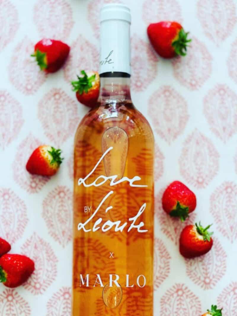 Leoube x Marlo Wine Flexi-Hex Eco-Friendly Packaging