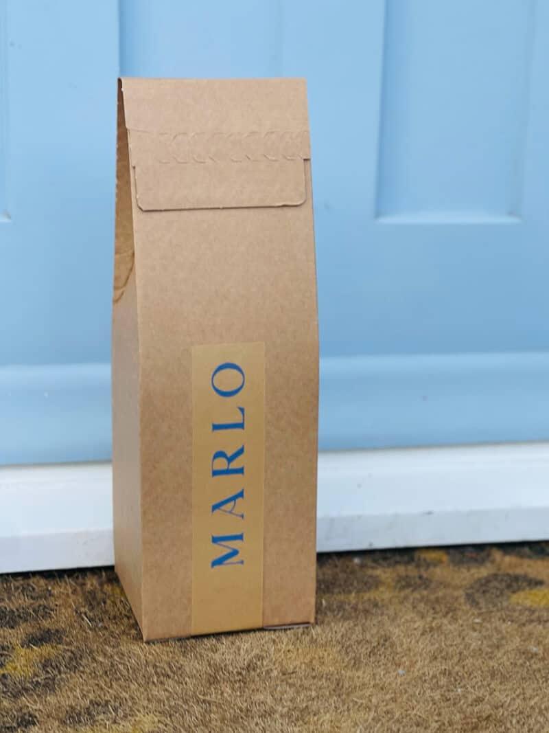 Marlo Wine x Flexi-Hex Sustainable Bottle Packaging