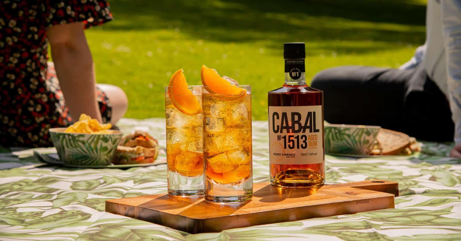 Cabal Rum Eco Friendly Rum Bottle Packaging