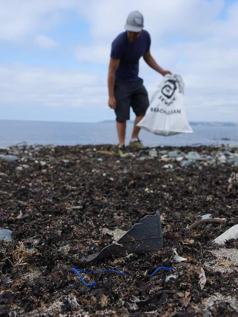 Flexi-Hex Team Beach Clean