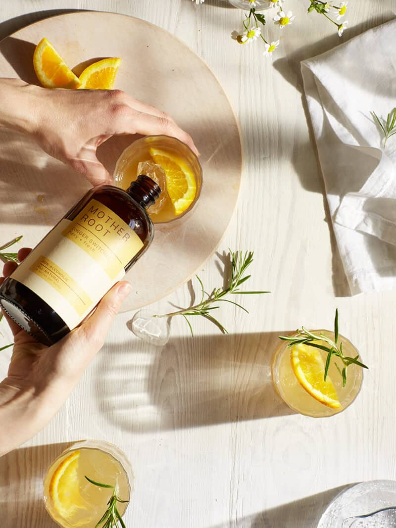Mother Root Eco-Friendly Non-Alcoholic Drinks Brand