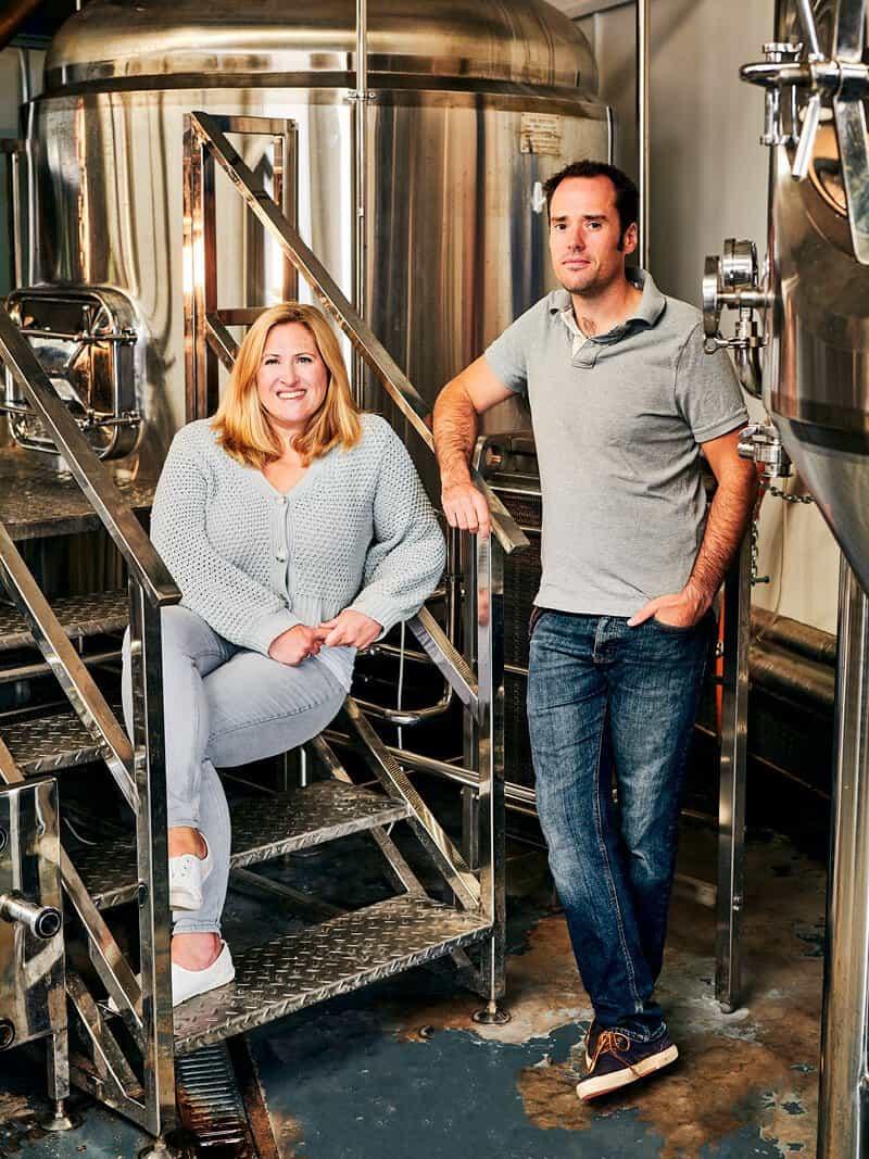 Two Drifters Distillery Founders