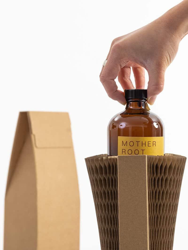 Mother Root Zero Alcohol Drinks for Sober October